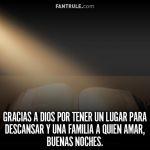 Imágenes de Buenas Noches Cristianas | Gracias Señor Nuestro | Bendecidas noches