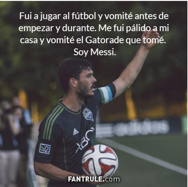 Imágenes graciosas para perfil de Whatsapp Chistosas para muro de Facebook Originales Meme Messi Fútbol