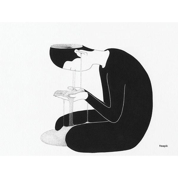 Imágenes de Luto y Duelo para dar pésame y condolencias. Dibujos tristes para compartir perfil fondos